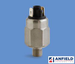 Anfield Sensors SKBA / SKBF - 高耐压微型压力开关