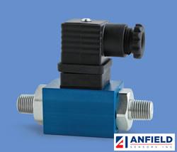 Anfield Sensors DSPA / DSPF系列 - 差压开关
