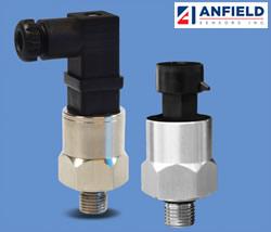 Anfield Sensors T200 / T201系列 - 紧凑型压力变送器