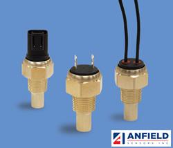 Anfield Sensors  S6TAF / S8TAF系列 - 双金属温度开关
