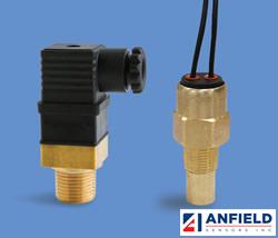 Anfield Sensors S2TAF / S3TAF系列 - 工业应用双金属温度开关